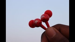 Jbl C100si Earphones unboxing! ( Compared with Realme Buds )
