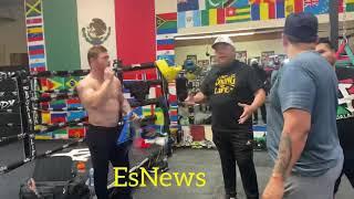 Eddy Reynoso Breaks Down Ryan Garcia vs Fortuna and Andy Ruiz Takks Arreola Fight