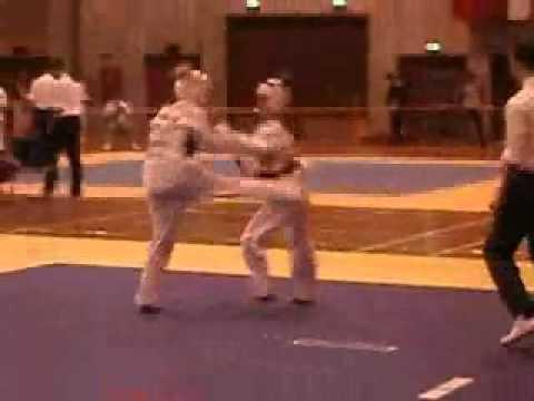 Taekwondo in Copenhagen 2002
