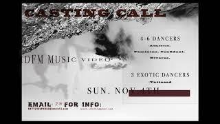IDFM Dancer Casting Call