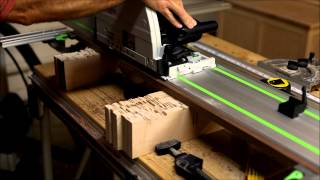 Hall Table Cutting Drawer Front - Video 13 In The Series