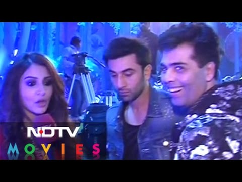 Karan Johar Tests Ranbir Kapoor and...