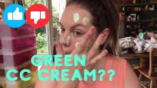L'OREAL GLAM NUDE GRËEN CC CREAM - COLOUR CORRECTING