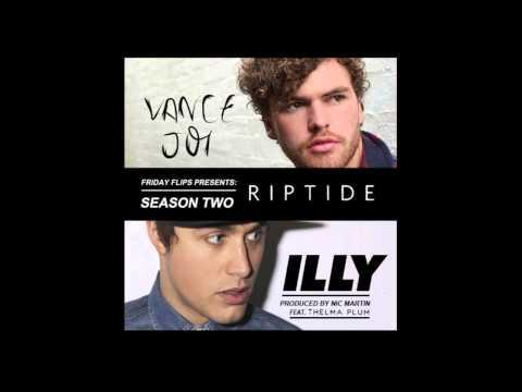 Friday Flips - Vance Joy: Riptide (Featuring Thelma Plum)