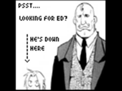 Why is edward elric short