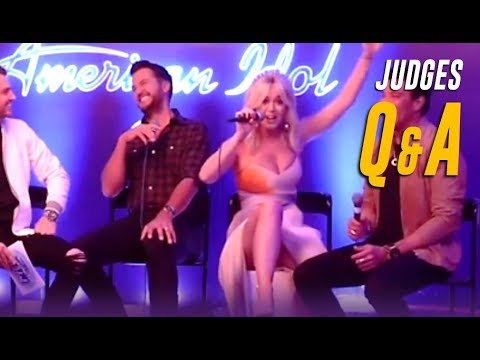 American Idol Judges REVEALING Interview Covers Judging, Simon Cowell & Winning
