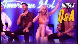 American Idol Judges REVEALING Interview Covers Judging, Simon Cowell \u0026