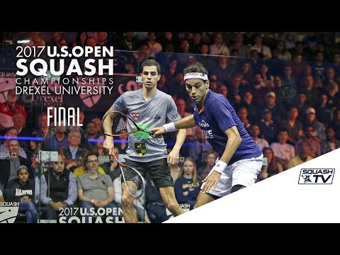 Squash: Men's Final Roundup - U.S. Open 2017