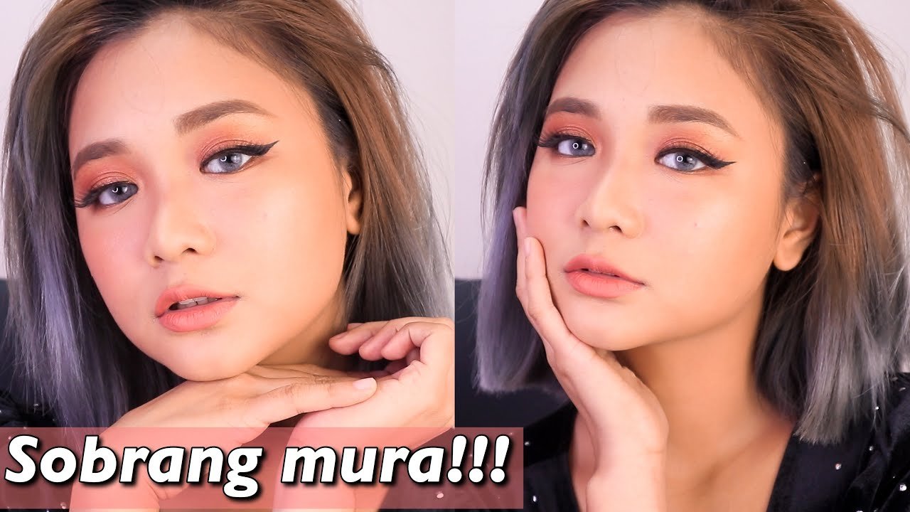 FULL FACE PHP999 LANG!? Trying out Sace Lady products!   Lou Sanchez