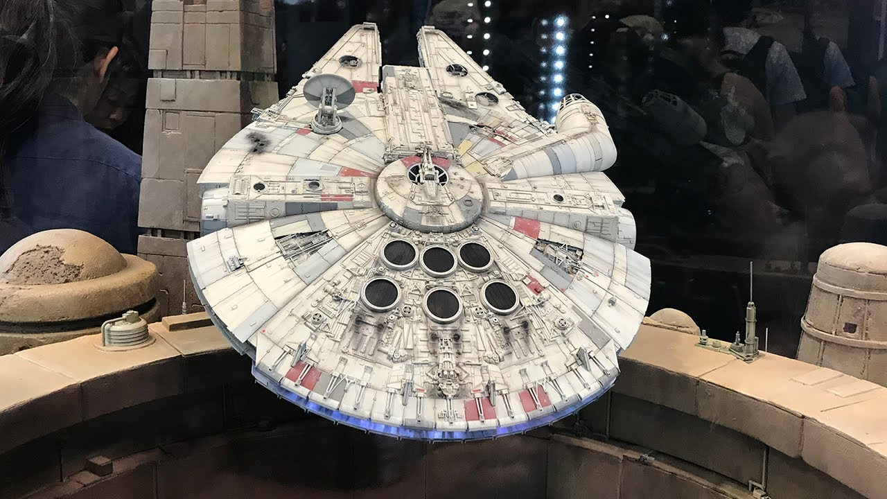 This $400 Millennium Falcon Model Kit is Just Beautiful – IGN Access