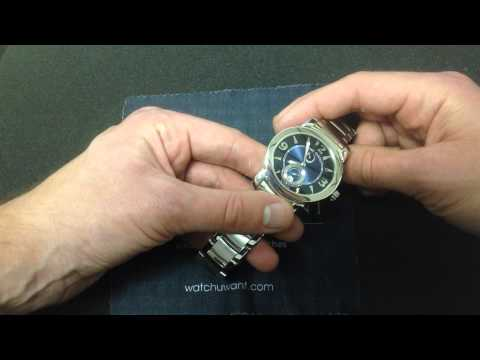 Ulysse Nardin Macho Palladium 950 Luxury Watch Review
