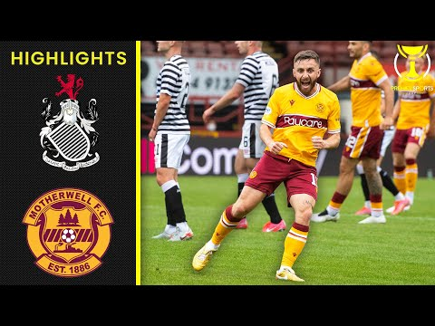 Queens Park Motherwell Goals And Highlights