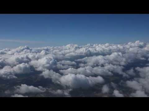 Holding & Landing - British Airways BA208 - Miami (MIA) to London Heathrow (LHR) - Boeing 747-436