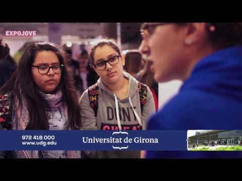 EXPO JOVE: Universitat de Girona