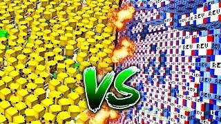 13.000 GOTT TNT VS PIKACHU-SKELETT INVASION