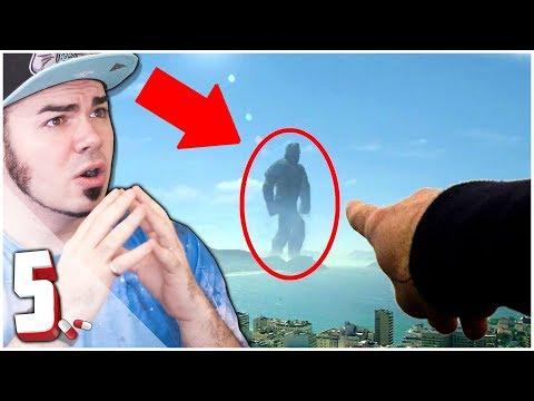 5 GIGANTI RIPRESI dal VIVO in VIDEOCAMERE 🤔