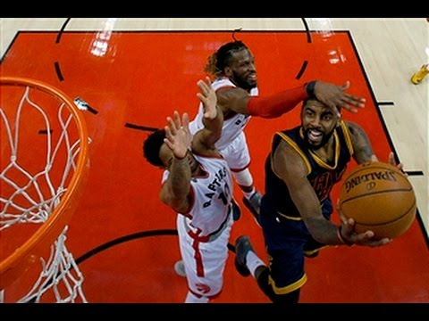 Cleveland Cavaliers vs Toronto Raptors - May 24, 2016