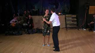 Alexander Tabakov & Marina Alekseeva — Balboa Invitational Strictly Finals at Sultans of Swing 2017