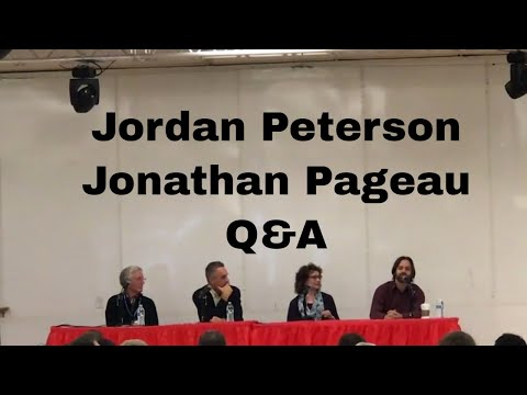 Jordan Peterson and Jonathan Pageau Q&A at Seattle Conference  Oct. 2017