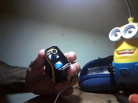 Reparar botón de Ijoy Box Mini RDTA.