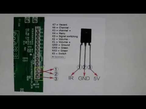 видео: как подключить tv скалер к матрице