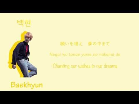 EXO (엑소) - Drop That (Japanese Ver.) Lyrics (Color-Coded Kan/Rom/Eng)