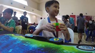 7.05 official FORMER 3x3 Philippine NR average (GoPro angle)