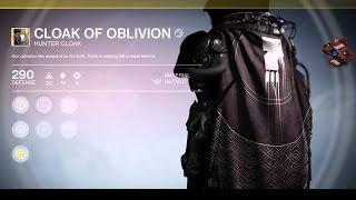 How to get the Dead Orbit Exotic Cape (Cloak of Oblivion)
