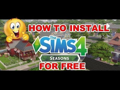 HOW TO DOWNLOAD THE SIMS 4 SEASONS FOR FREE | KarmaTastic