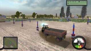 Farm Machine Championships 2013 - PC Farm race sim game?? lol :)