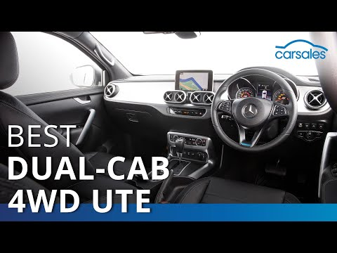 2019 Best Dual-Cab 4WD Ute for Cabin & Technology | carsales