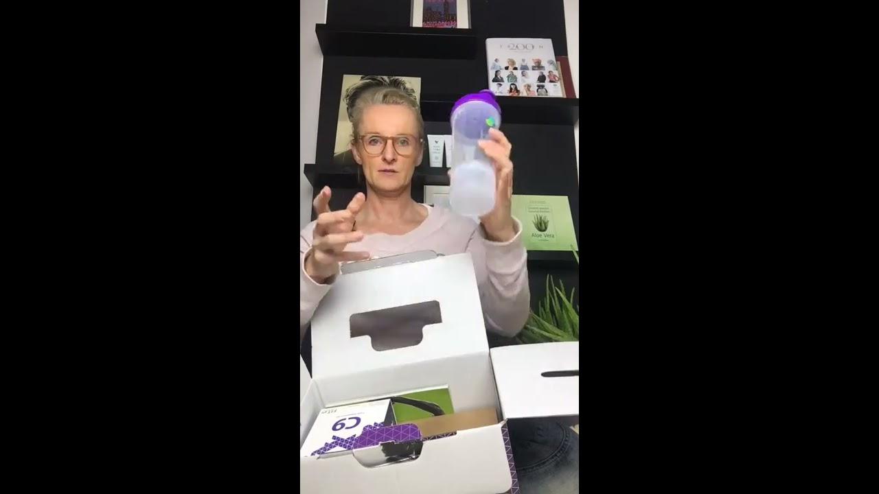 Unboxing Clean9