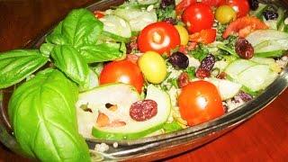 Receta Ensalada de Quinoa - Recetas de cocina saludable