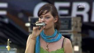 Juli Geile Zeit Live At Live 8 Berlin