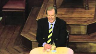 Sir Roger Moore | The Cambridge Union