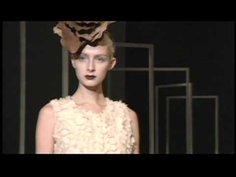 Fabiola Arias at Japan Fashion Week in Tokyo March 2010