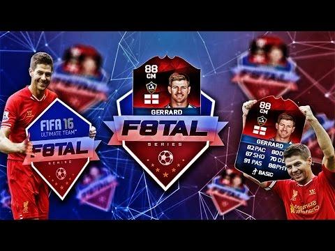 LEGEND F8TAL #4 | STEVEN GERRARD | FIFA 16 SVENSKA