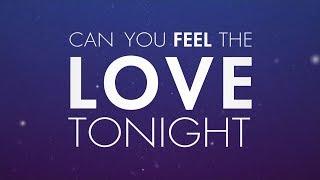 VMV: Can You Feel the Love Tonight (Rare Version)