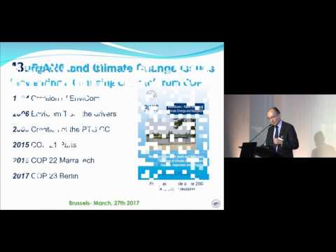 1.1 - Introduction to PIANC & the Navigating a Changing Climate Initiative