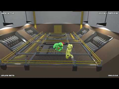 nL Not So Live - Gang Beasts! (Beta) [FIRST PLAYTHROUGH]