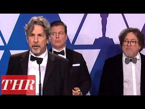 Oscars Winners for 'Green Book' Full Press Room Speeches   THR