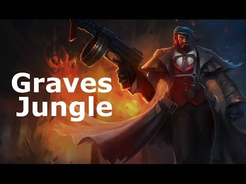Download Season 6/Diamond 1, Graves Jungle, Full Game Commentary!