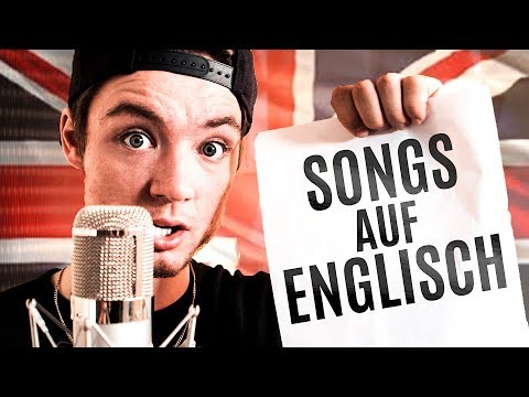 OUR SONGS IN ENGLISH! 😳 (experiment!) I DieLochis