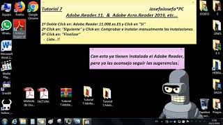 Download Tutorial 7: Adobe Reader 11 Offline 100% & Adobe Reader 2019 Mp3 and Videos