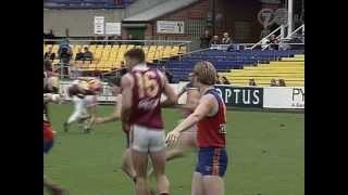 Fitzroy Lions vs Brisbane Bears - Round 20 - 1996 - Last Pre-Merger Game