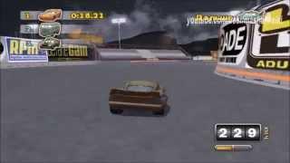 Игра Тачки смотреть онлайн прохождение #3 Cars Toon gameplay