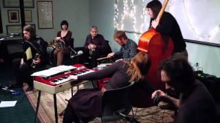 "Alec K Redfearn & The Eyesores: ""Fire Shuffle/Black Tar"" LIVE"