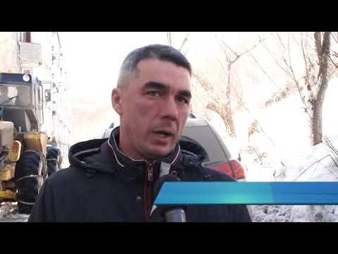 Снегоочистка Петропавловска  | Новости сегодня | Происшествия | Масс Медиа
