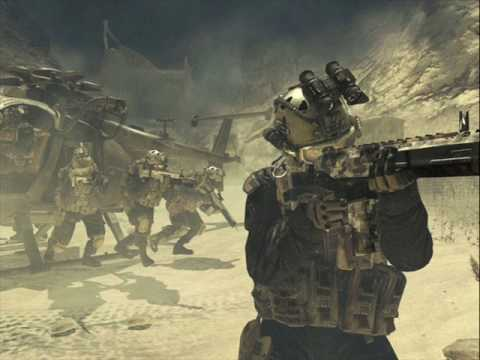 Call of Duty: Modern Warfare 2 - Shadow Company Afghan Cave Network Radio Chatter