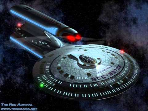 All Federation Starships